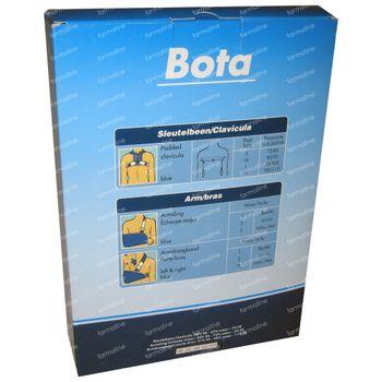 Bota Porte-Bras Bleu Droite N1 1 st