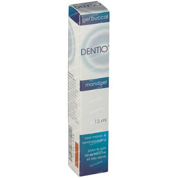 Dentio Mondgel 15 ml