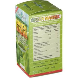 Green Magma 150 g poeder