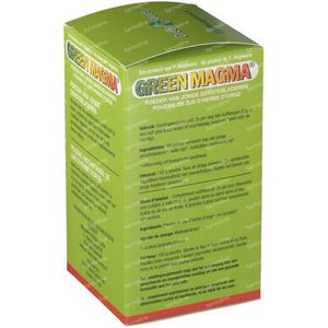 Green Magma Puder 150g 150 g pulver