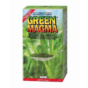 Green Magma 150 g Polvere