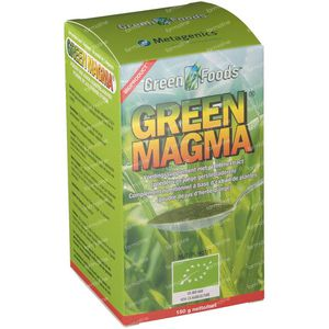 Green Magma 150 g Poeder
