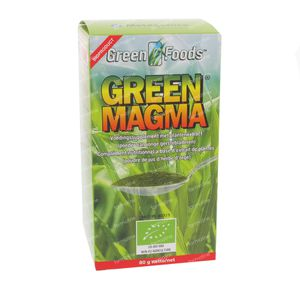 Green Magma 80 g Poeder