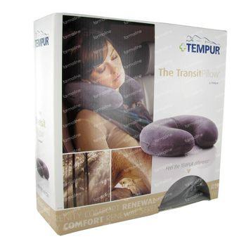 Tempur Coussin Transit 30cm x 28cm 1 pièce