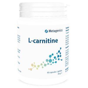 L-Carnitine 60 capsules