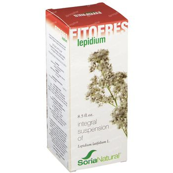 Soria Natural Fytofresh Lepidium 250 ml