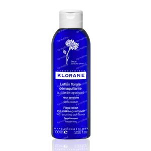 Klorane Soothing Eye Make-Up Remover 100 ml lotion