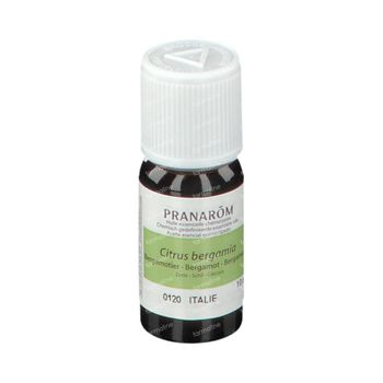 Pranarôm Essentiële Olie Bergamot 10 ml