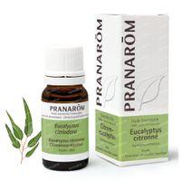Pranarôm Huile Essentielle Eucalyptus Citronné 10 ml