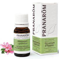 Pranarôm Huile Essentielle Geranium Egypte 10 ml