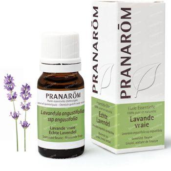 Pranarôm Essentiële Olie Echte Lavendel 10 ml