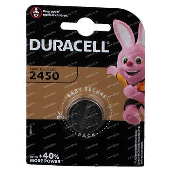 Duracell Batterie dl2450 3v 36594 1 st