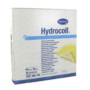 Hartmann Hydrocoll Stérile 10 x 10cm 900744 10 pièces