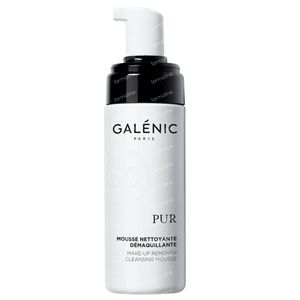 Galénic Pur Makeup Removing Cleansing Mousse 150 ml