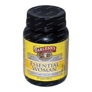 Barlean's Essential Woman 1000mg 120 cápsulas
