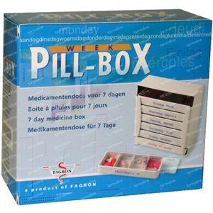Pill-Box Week 1 stuk