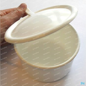 Pharmex Plastic Spuwbakje 1 stuk