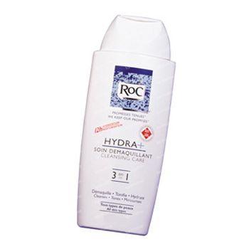Roc Hydra+ Soin Demaquillant 3 en 1 200 ml