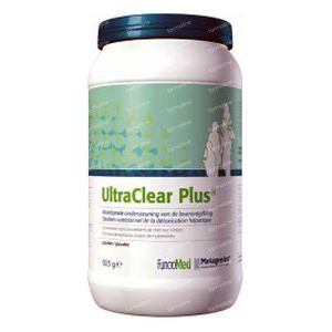 Funciomed Ultra Clear Plus 925 g polvere