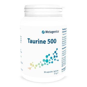 Taurine 500 90 capsules