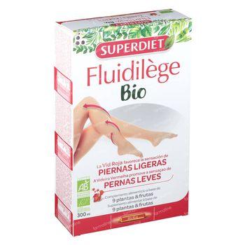 Superdiet Fluidilege Bio 20x15 ml