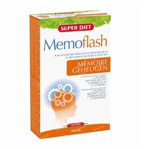 Super Diet Memoflash 300 ml ampoules