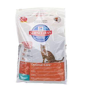 Hill's Kat Feline Adult Tonijn 5 kg