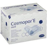 Hartmann Cosmopor E Pansement Stérile 7.2 x 5cm 900870 50 st