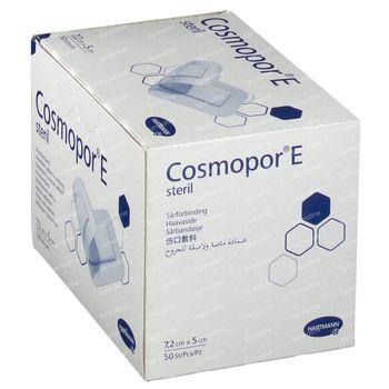 Hartmann Cosmopor E Pansement Stérile 7.2 x 5cm 900870 50 pièces