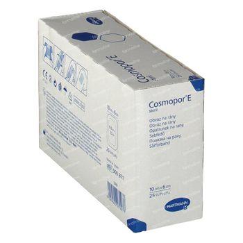 Hartmann Cosmopor E Pansement Stérile 10 x 6cm 900871 25 pièces