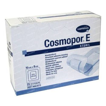 Hartmann Cosmopor E Pansement Stérile 10 x 8cm 900873 25 st