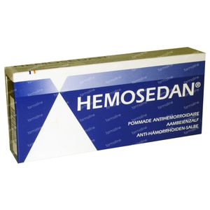 Hemosedan 30 g crème
