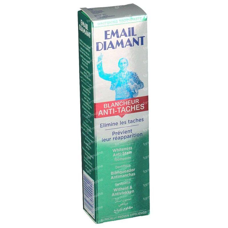 email diamant dentifrice anti taches 50 ml commander ici en ligne. Black Bedroom Furniture Sets. Home Design Ideas