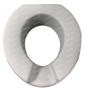 Homecare  Toilet Seat Foam11cm W1550001001 1 item