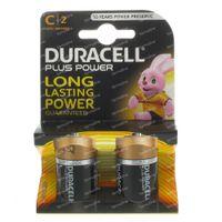 Duracell Batterij lr14/mn1400 10602 2 st