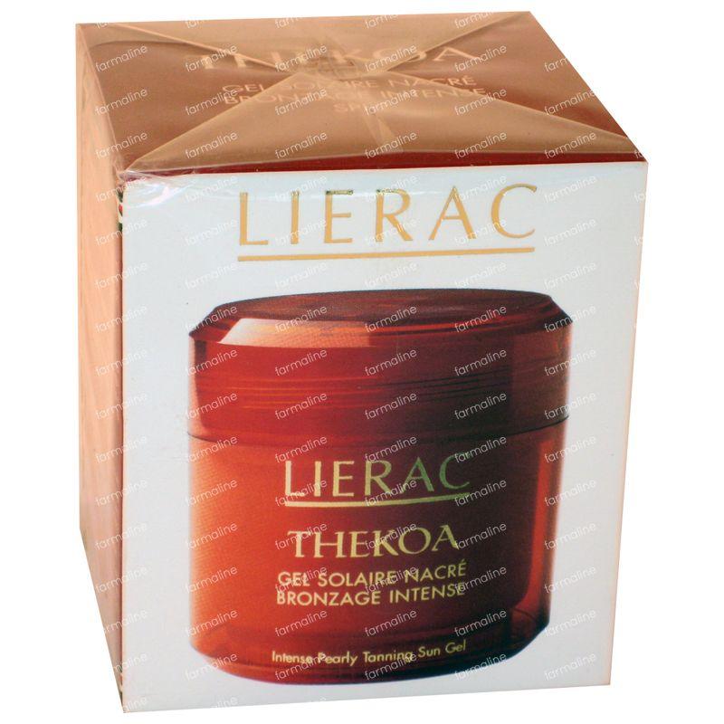 Lierac Thekoa Gel Solaire 150 ml - Vente en ligne!