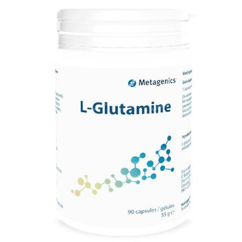 L-Glutamine 90 capsules