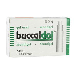 Buccaldol Mouthgel 5 g