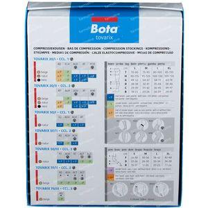 Bota Tovarix 20/Ii Bas Ad +P Natur Medium 1 pièce