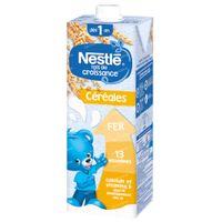 Nestlé NAN Lait De Croissance Céréales 1 l