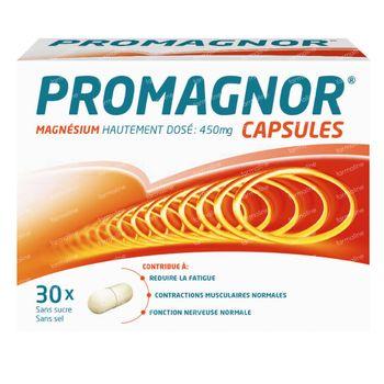 Promagnor 450mg 30 capsules