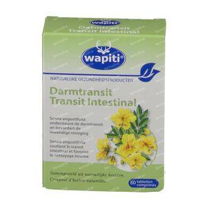 Wapiti Transit Intestinal 60 dragées