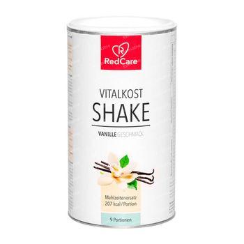 RedCare Vitalkost Shake Vanille 500 g poeder
