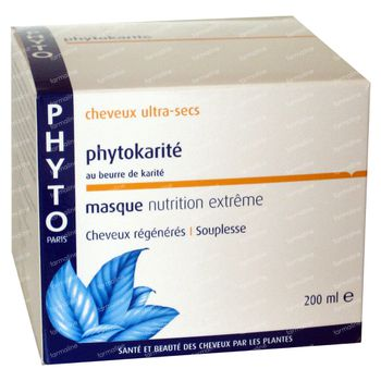 Phytokarite Masque Nutrition 200 ml