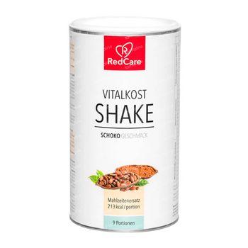 RedCare Vitalkost Shake Chocolade 500 g poeder