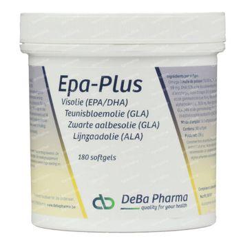 Deba Epa-Plus 180 capsules
