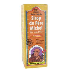 Bioligophyt Syrup Pere Michel Bioligo 200 ml