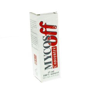 Mycos Off 15 ml soluzione