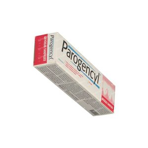 Parogencyl Tandpasta Geïrriteerd Tandvlees 75 ml