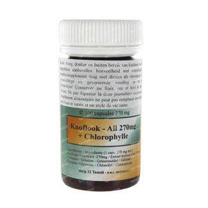 Herba Plus Garlic + Chlorophylle 100 capsules